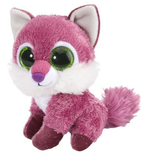 Wild Republic L'Il Sweet & Sassy Fox Raspberry Plush