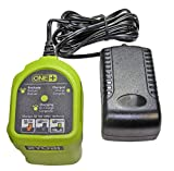 Ryobi 18v 18 volt P119 ONE+ NiCad Lithium Ion battery charger New P100 P101