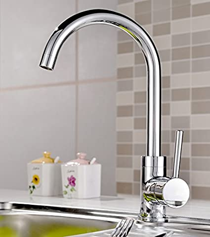 SEIDO Commercial Grade Kitchen Faucet, Easy Installation ...