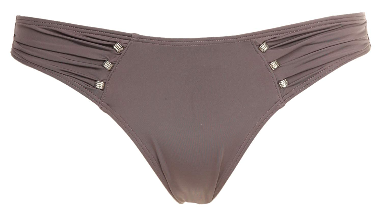 Aubade Damen Bikinihosen Grey U220