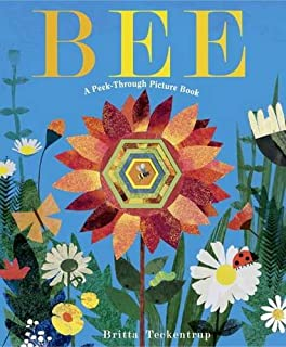 Book Cover: Bee: A Peek-Through Picture Book