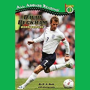 David Beckham Audiobook