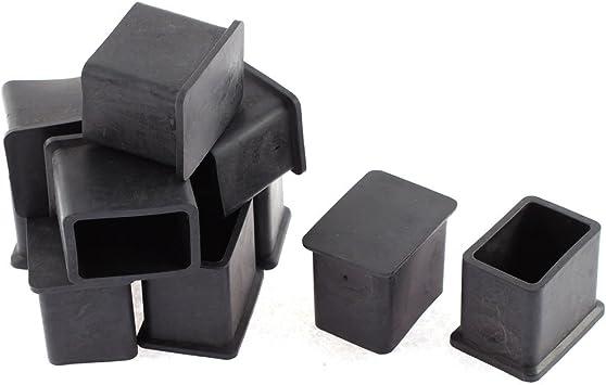 Sourcingmap – Protector de Goma para Patas de Mesa de Muebles de ...