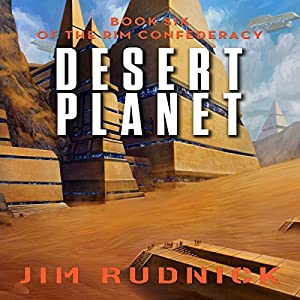 Desert Planet Audiobook