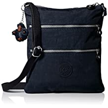 Kipling Keiko Messenger Bag, True Blue, One Size