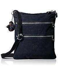 Kipling Keiko Messenger Bag, True Blue, One Size