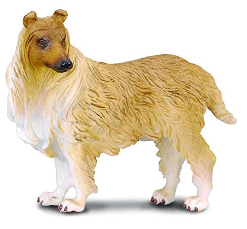 CollectA Rough Haired Collie (Collie Haired Rough)