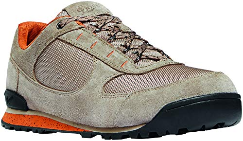 - Danner Men's Jag Low Shoe, Burro Brown/True Blue - 10 D