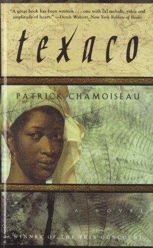 Texaco Reprint edition by Chamoiseau, Patrick, Rejouis, Rose-Myriam, Vinokurov, Val (2008) Library Binding