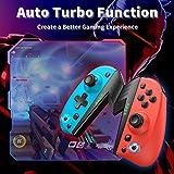 ECHTPower Wireless Controller for Nintendo Joycon