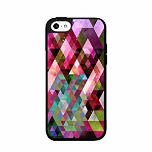 Abstract Fox Fur Nebula Plastic Phone Case Back Cover iPhone 5c