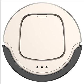 Robot Aspirador Inteligente Anti Drop/Tecnología Infrarroja Y Fuerte Potencia De Succión Para Piso De