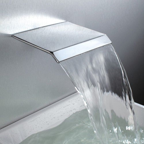 waterfall tub spout only - 3