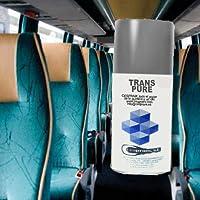 Spray desinfectante descarga total con REGISTRO SANITARIO.Trans Pure.Aer