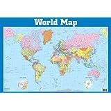 World Map Wall Chart (Wall Charts)