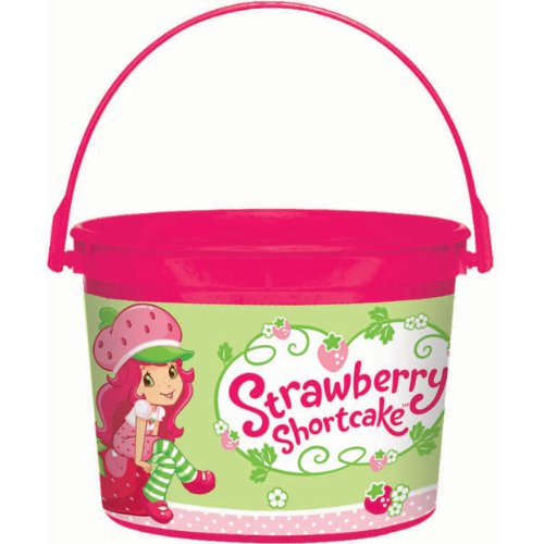 Strawberry Shortcake Party Favor Bucket, Health Care Stuffs