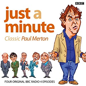 Just a Minute: Paul Merton Classics Radio/TV Program