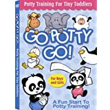 Go Potty Go!: Potty Training For Tiny Toddlers