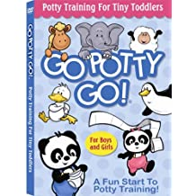 Go Potty Go!: Potty Training For Tiny Toddlers