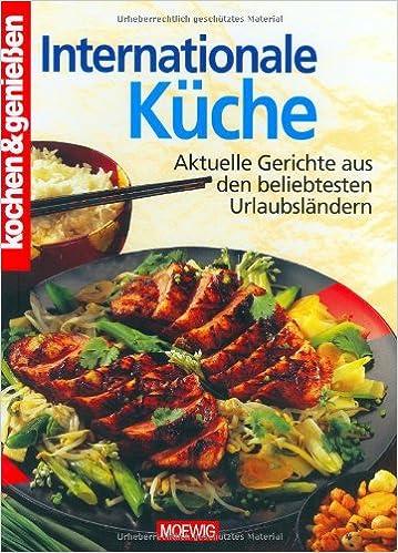 Internationale Küche   Internationale Kuche Amazon De Bucher
