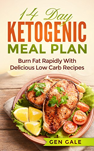 14 Day Ketogenic Meal Plan by Gen Gale