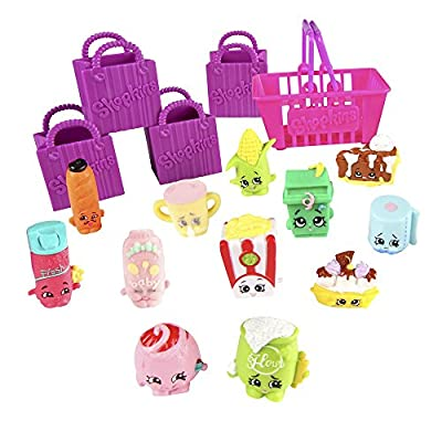 Shopkins Series 2 (Pack of 12): Toys & Games