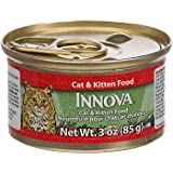 Innova Cat and Kitten Canned Cat Food, My Pet Supplies
