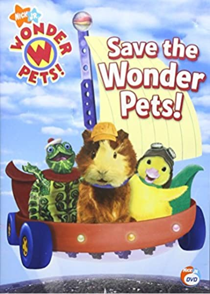 Amazon Com Wonder Pets Save The Wonder Pets Movies Tv