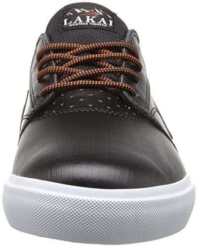 Lakai Ms316 Griffin Wt Black Synthetic Black Synthetic