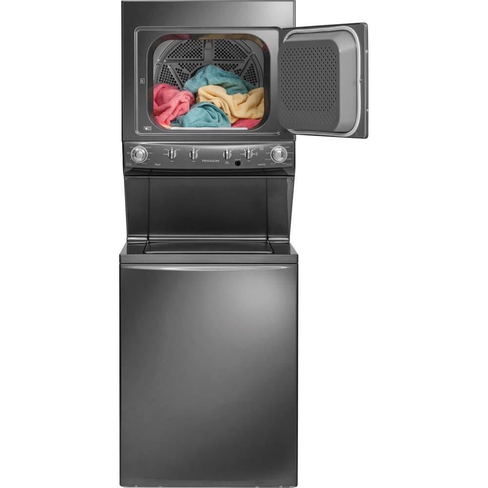 Frigidaire ffle4033q 27 cm de ancho 9,3 Cu. Ft. Energy Star calificado lavadora/secadora com,: Amazon.es