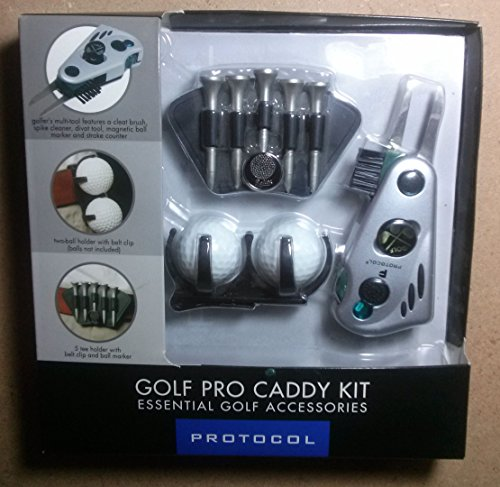 Golf Pro Caddy Kit