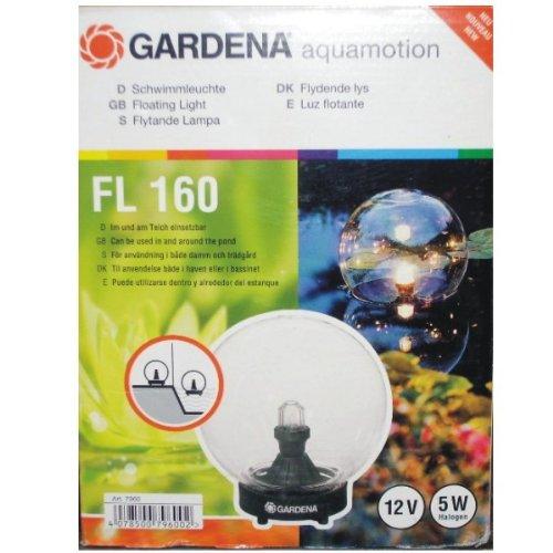 Gardena 7960-20 Schwimmleuchte FL 160