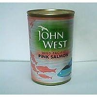 John West Wild Pacific Pink Salmon, 418g