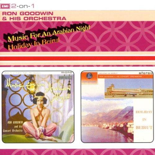 Music for An Arabian Night: Ron Goodwin: Amazon.es: Música