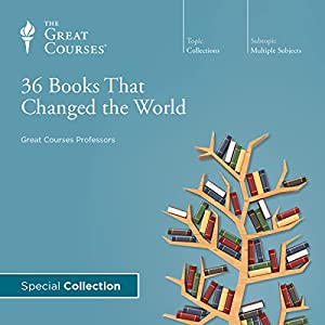 36 Books That Changed the World Lecture