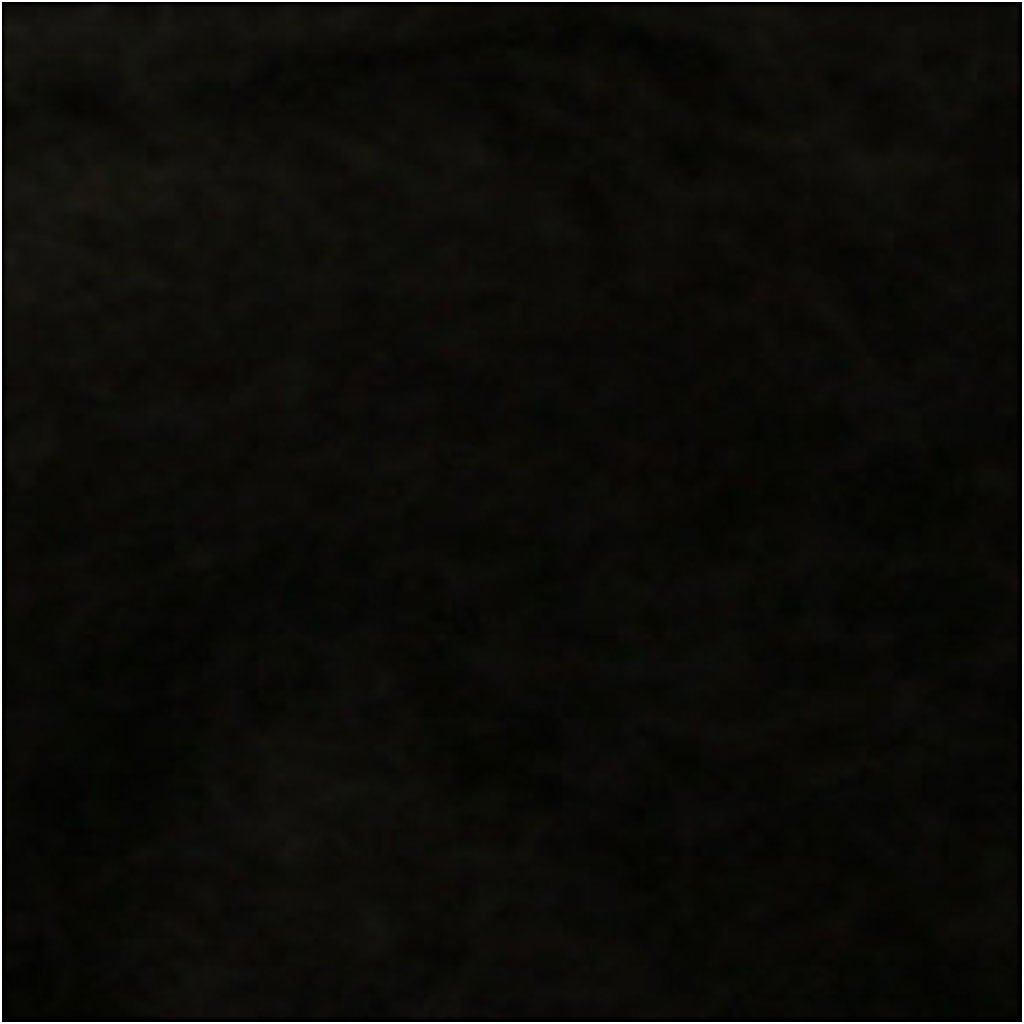 Lana cardada negro 100gr