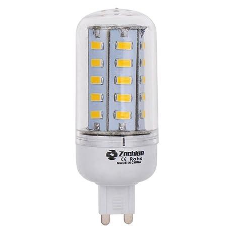 Kaigeli YM36 7W Bombillas LED Casquillo E14 G9 GU10 Color 6000-6500K Lámparas Halógenas Haz