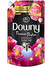 Downy Sweetheart Concentrate Fabric Softener Refill, 1.5L