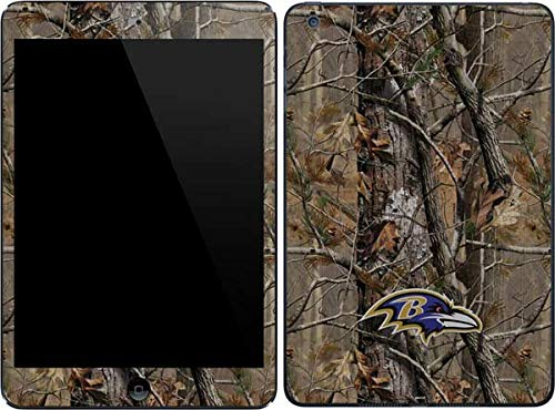 Skinit Baltimore Ravens Realtree AP Camo iPad Mini 3 Skin - Officially Licensed NFL Tablet Decal - Ultra Thin, Lightweight Vinyl Decal Protection