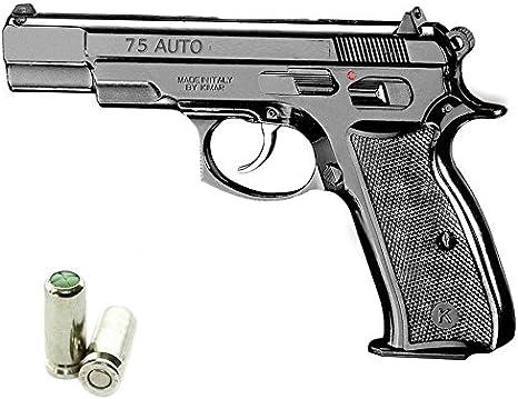 Pistola a Salve KIMAR CZ 75 Cal.8 | Top Firing | Nera