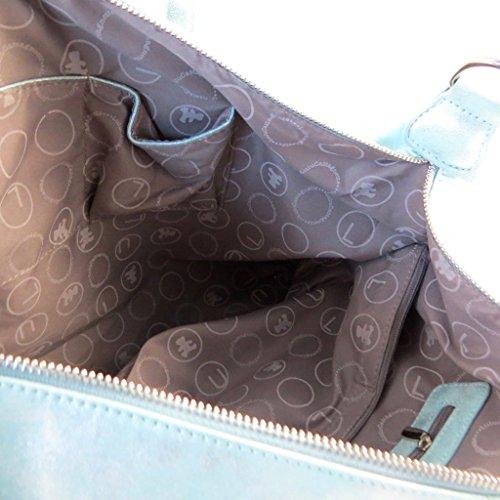 Bag designer Lulu Castagnetteturchese vintage - 47x30x15 cm. 2018 Nueva Venta Online Descuento Finishline Baúl Paquete De Cuenta Regresiva Precio Barato Toma De La Fábrica Precio Barato J0MauX