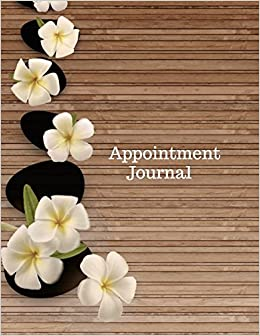 Appointment Journal: 3 colum appointment Diary Notebook