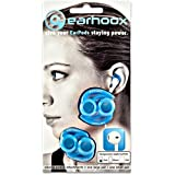 Earhoox for EarPods - Compatible with iPhone 6/6+/5/5S/5C, Blue