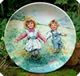 Wedgwood My Memories Playtime Plate Vickers