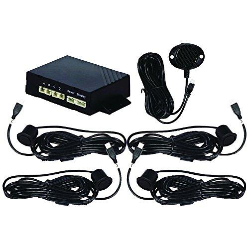 IBEAM TE-B4PSK 4-Sensor Rear Parking-Assist Kit, No Display electronic consumer ()