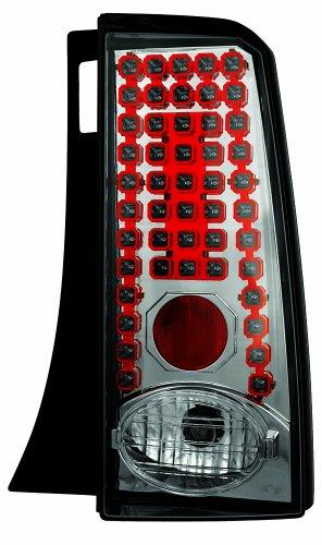 - IPCW LEDT-2034CS Platinum Smoke LED Tail Lamp - Pair