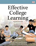 Effective College Learning Plus NEW MyStudentSuccessLab -- Access Card Package, Holschuh, Jodi Patrick and Nist-Olejnik, Sherrie L., 013386412X