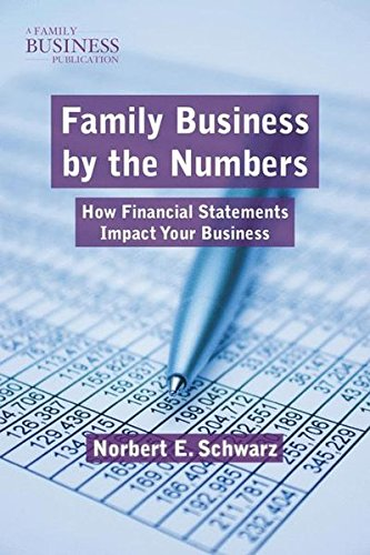 Family Business by the Numbers: How Financial Statements Impact Your Business (A Family Business Publication)