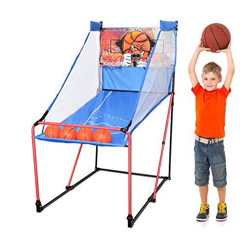 Sportcraft Basketball Arcade Game