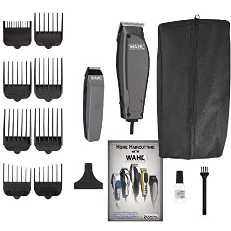 Amazon Wahl Combo Pro Home Haircutting Complete Kit Haircut